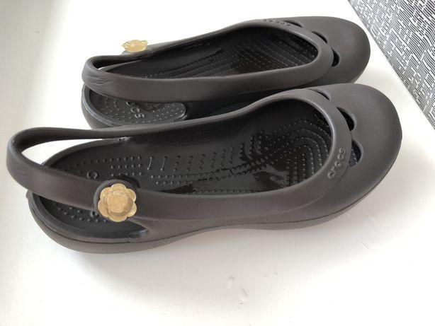 Продам сланцы Crocs 36 р