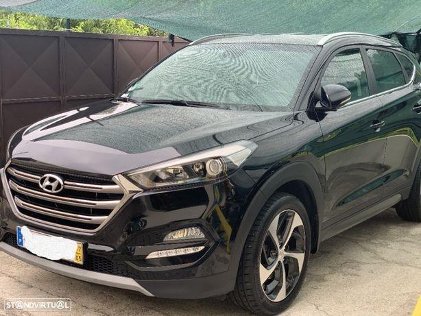 Hyundai Tucson 1.7 CRDi Executive
