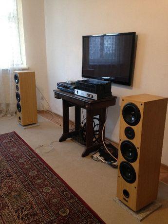 Kolumny Heybrook Ultima -2/C + kable Bi wire - zamiana na gramofon