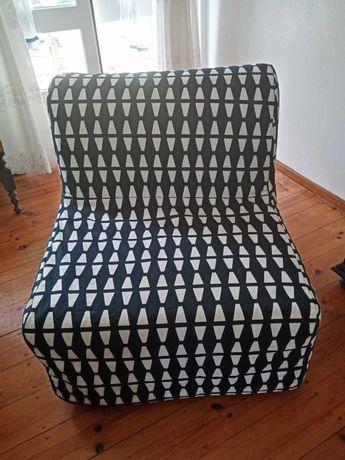 Sofá cama individual IKEA
