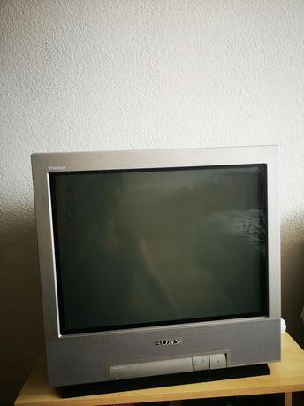 Stary telewizor SONY sprawny
