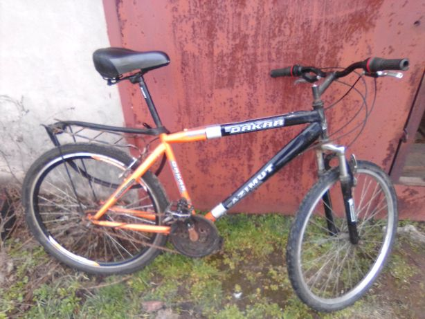 Велосипед горный Azimut Dakar .Колеса 26 дюймов.