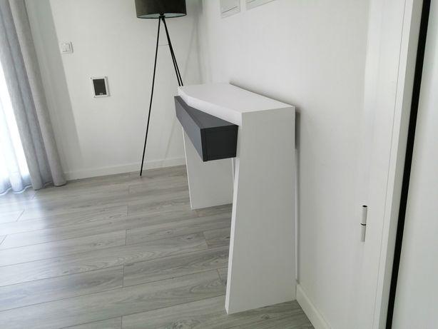 Consola de entrada com gaveta