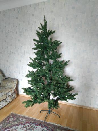 Продам новогоднюю искусственную ёлку