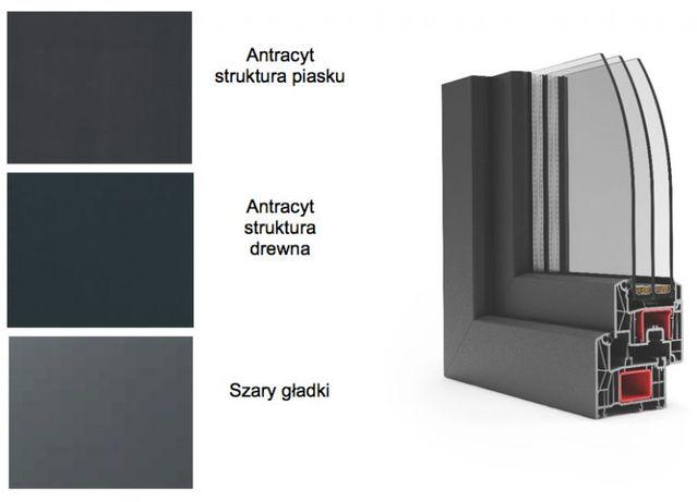 Okna PVC PCV PCW drzwi balkonowe tarasowe podnoszono przesuwne
