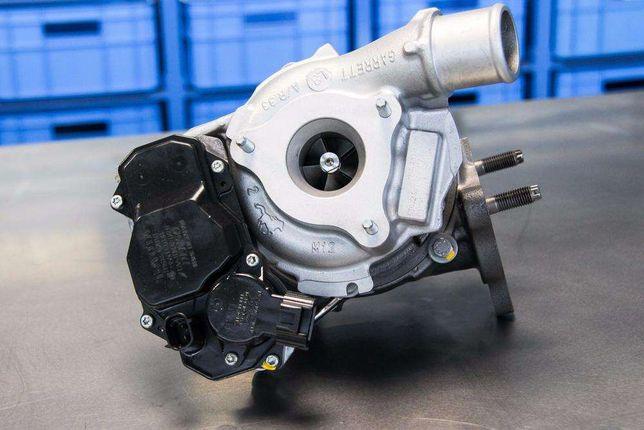 Bmw E60 E65 530d 730d Turbosprężarka