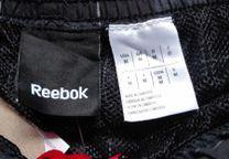 Calções Reebok(oferta dos portes de envio)