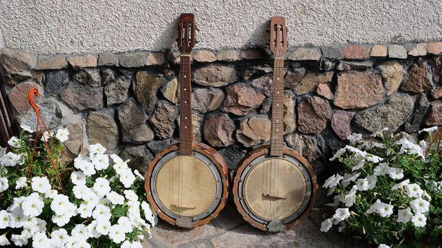Zabytkowe Banjo Bandżo