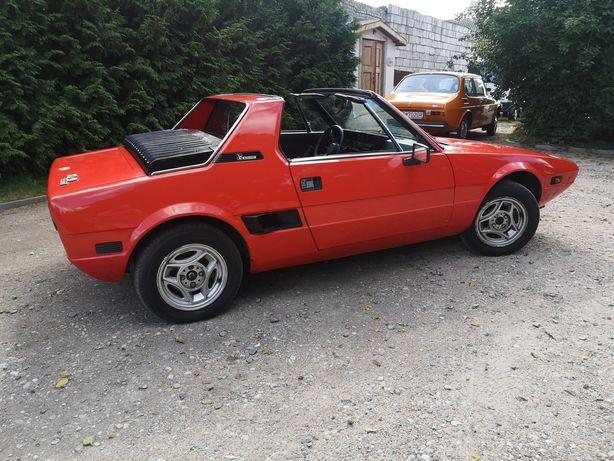 Fiat x1/9 1500ccm lub zamienie