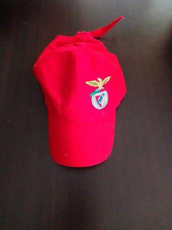 Boné Benfica unissex