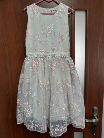 Sukienka dla dziewczynki r134
