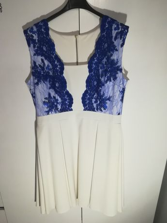 Sukienka roz 46