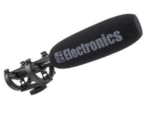 SE Electronics ProMic Laser mikrofon pojemnościowy do kamery / aparatu