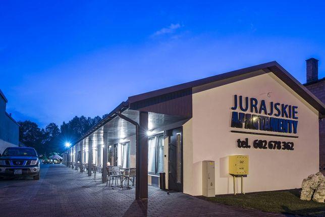 Jurajskie Apartamenty / Jura Krakowsko-Częstochowska