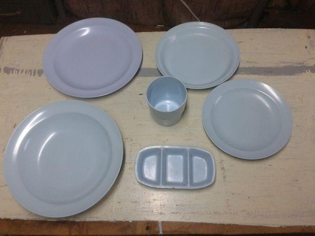 Посуд пластмасовий (многоразовий)