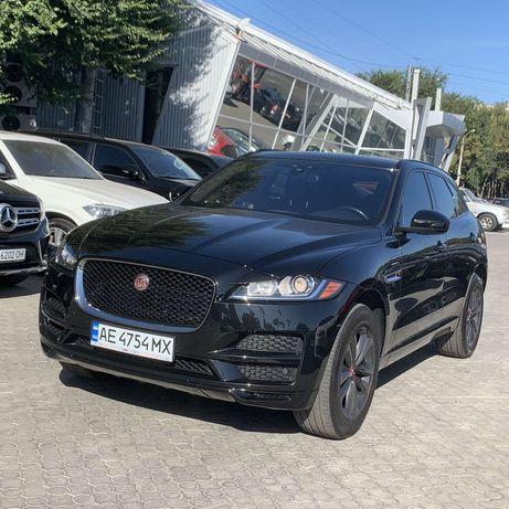 Jaguar F-Pace 35t