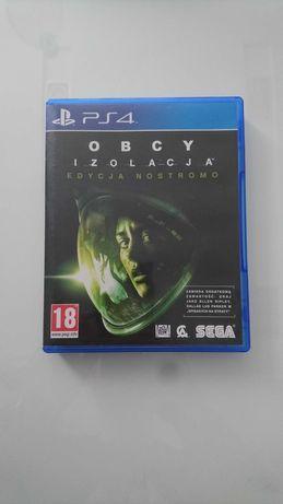 Gra PS4 Obcy Izolacja Alien Isolation Edycja Nostromo Lektor/Napisy PL