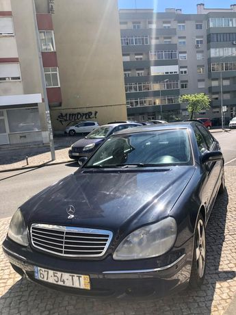 Mercedes Benz s320 GPL