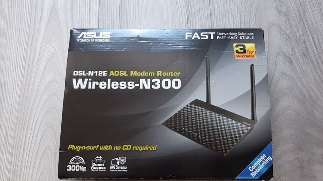 Router Asus Wi Fi