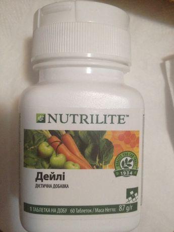 Дейли витамины NUTRILITE (Daily) Amway
