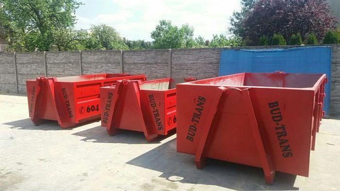 Wywóz gruzu, odpadów, kontenery, Gruzowniki, usługi hakowcem Częstochowa - image 1