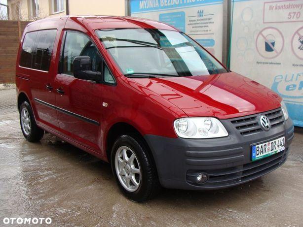 Volkswagen Caddy Klima Sprowadzony z Niemiec Stan Idealny Po Opłatach