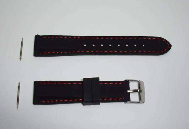 Braceletes Silicone-Prespontos vermelhos-Novas-Oferta de portes