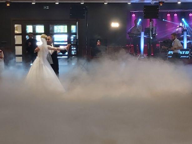 Wynajem taniec w chmurach, ciężki dym, barman barmix , fotobudka,