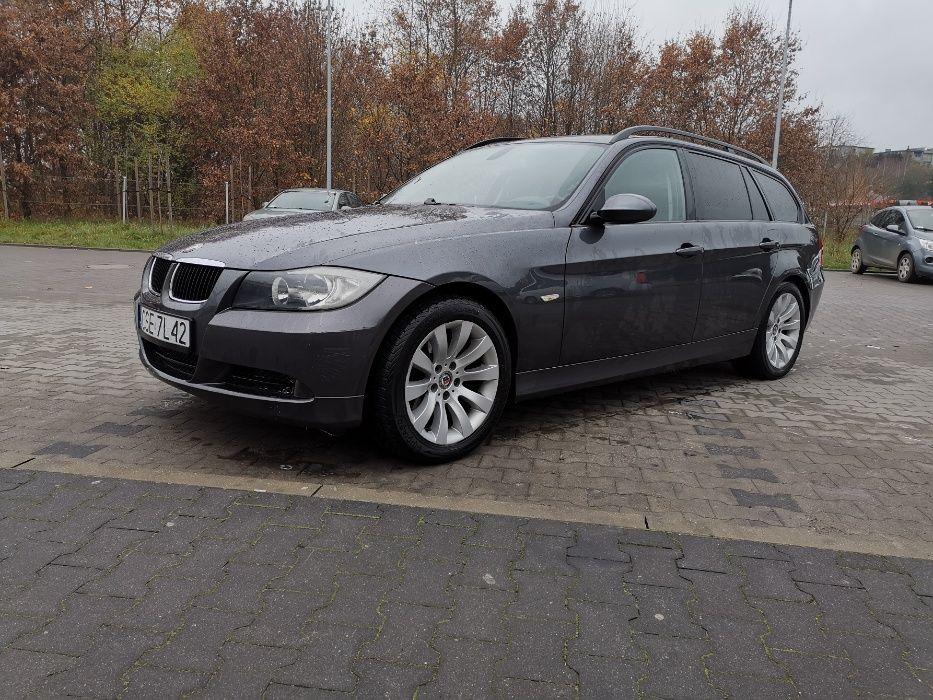 BMW e91 318d touring 2006r Silnik przebieg 190tys.km.Stab bdb. Bydgoszcz - image 1