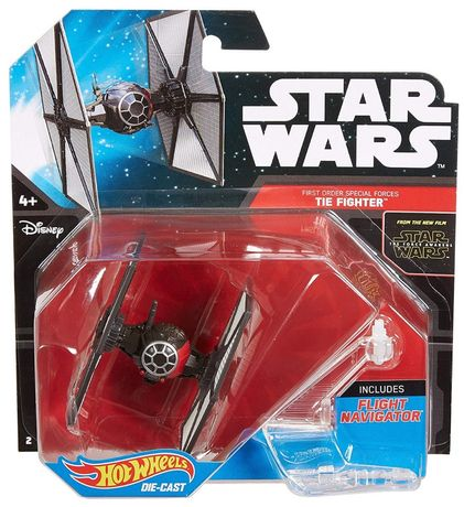 Hot wheels - Star Wars Tie Fighter First Order Special Forces