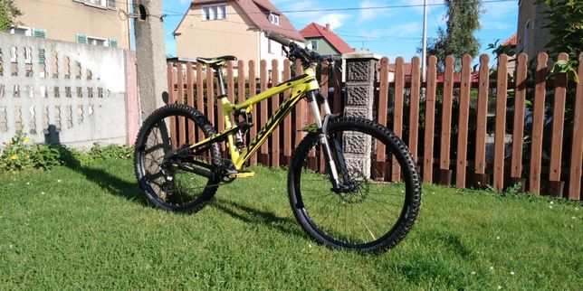 Rower Kross soil 1.0 (trail, enduro)