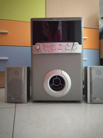 Sistema de som (home cinema) Amplificador