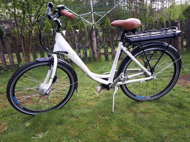 """Rower miejski elektryczny Busetto 26"""" z Niemiec"""