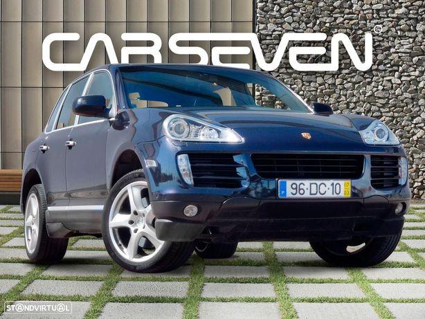 Porsche Cayenne S V8 TipTronic IUC Antigo