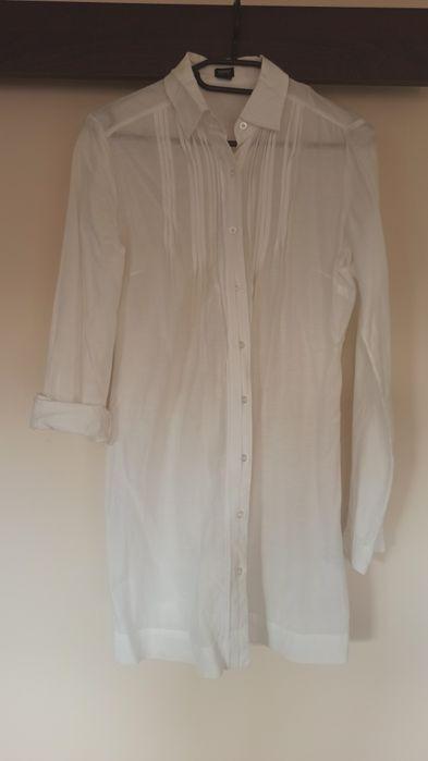 Długa biała koszula Espirit Jelenia Góra - image 1