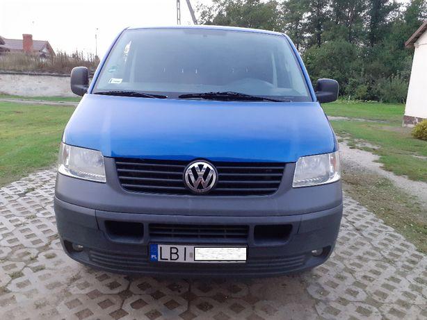 Volkswagen T5 2009 2,5 diesel 174 KM