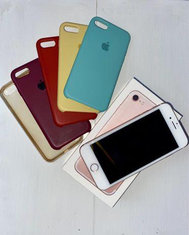 Продам Айфон/IPhone 7 32GB Rose Gold Neverlock