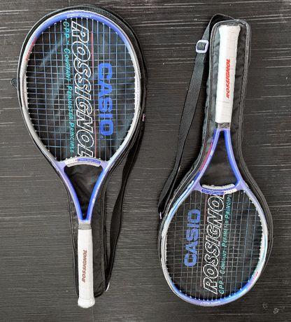Set 2 Raquetas Tenis Rossignol