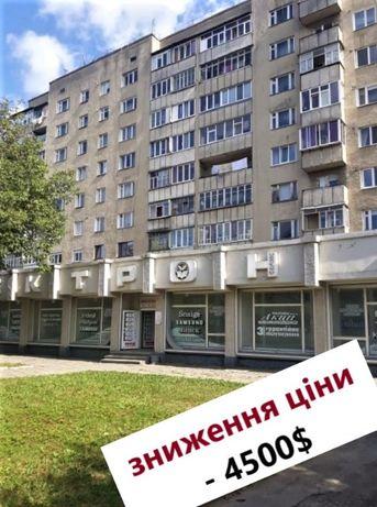 ПР О Д А М! 3-кімнатна квартира в центральній частині міста, вул Довга