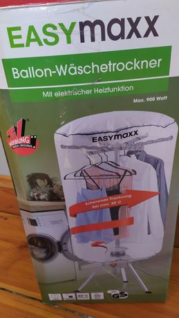 Suszarka do ubrań balon easy maxx