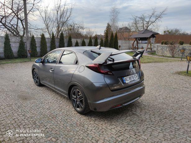 Honda Civic IX 2012 - OFFICIAL