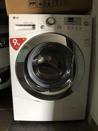 Maquina de lavar roupa LG 9kg