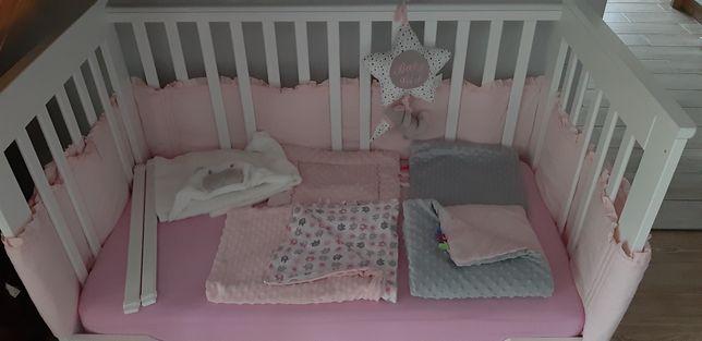 Łóżeczko dziecięce 120x60 plus materac.