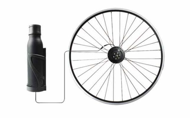 kit de motor de bicicleta elétrica da LVBU Tech