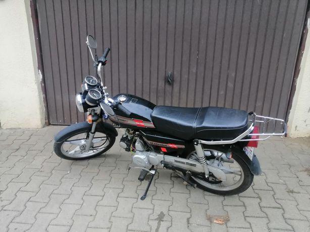 Motorower TOROS 50/70cm3