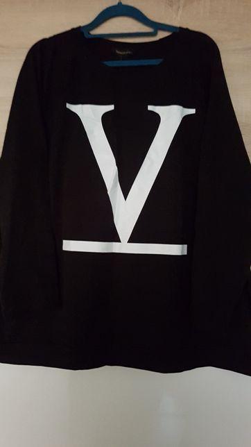 Bluzka V większa 48-50