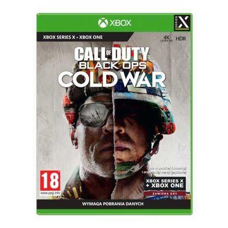 Call of Duty Black Ops Cold War XBOX Sklep z grami VIMAGCO Bydgoszcz
