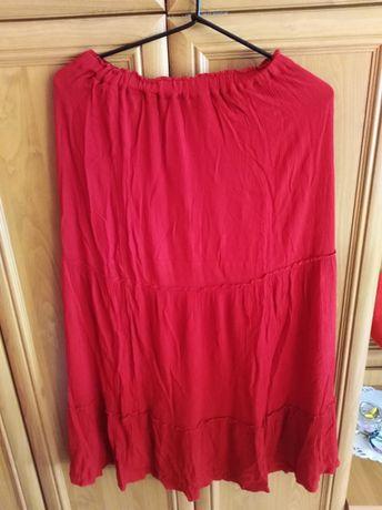 Spódnica maxi Zara