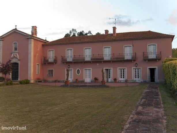 Excelente Quinta com Palacete do sec. XVII