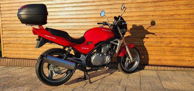 Kawasaki er5 er 5 kufer szyba zadbany